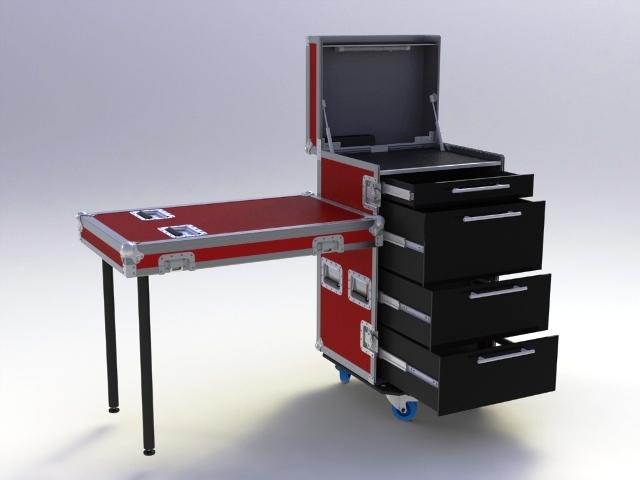 Caixas especializadas
