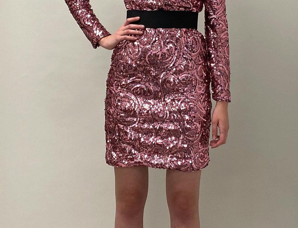 Charlize sparkling dress