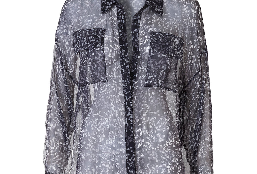 Victoria Silk shirt
