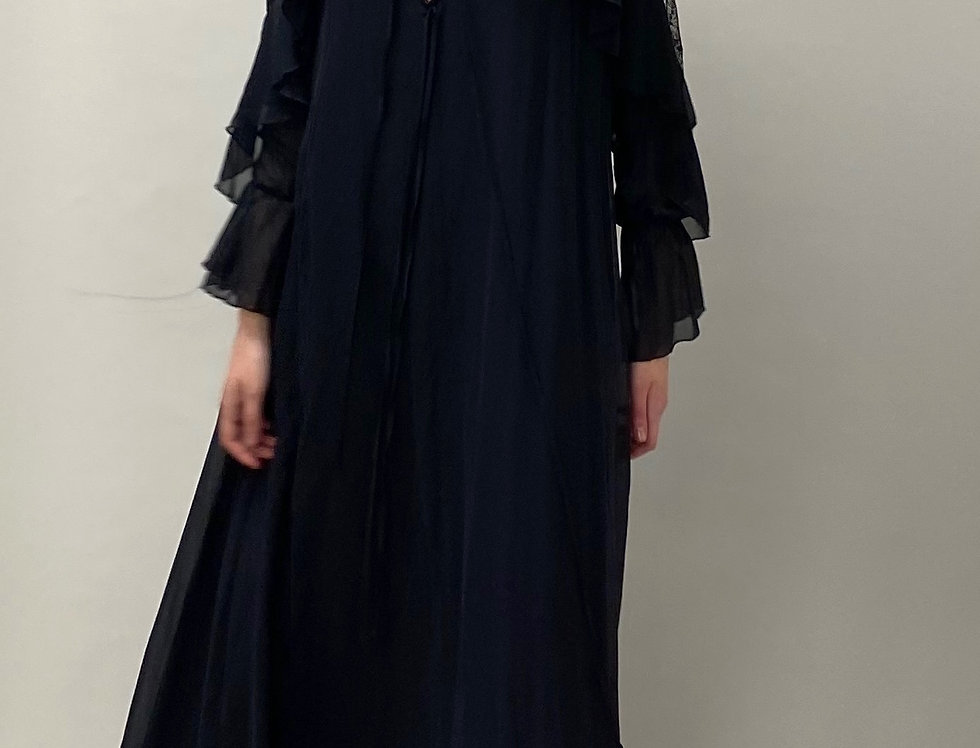 Lara silk dress