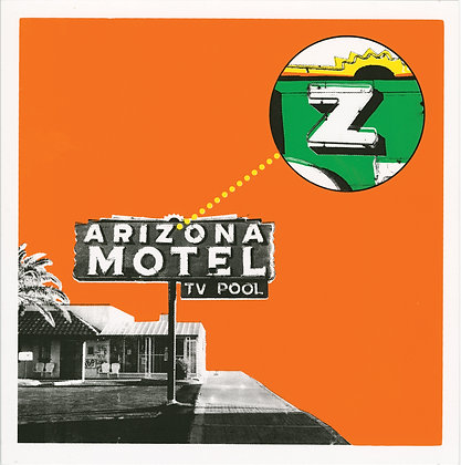 Z is for Arizona Motel