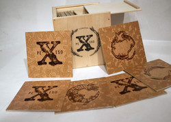Box and Cards