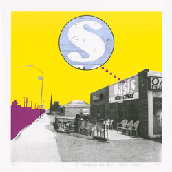 S is for Oasis