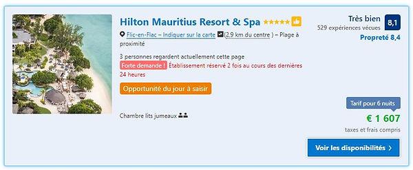 Hilton Mauricius