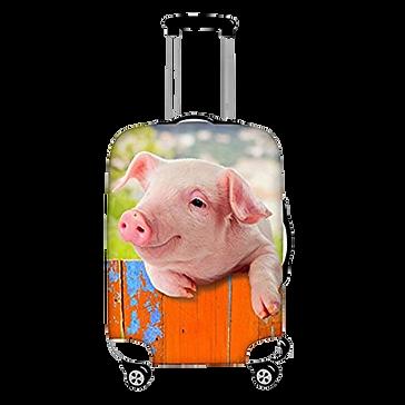 petit cochon part en voyage