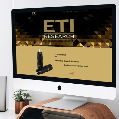 ETI-Research - High-end audio connectors