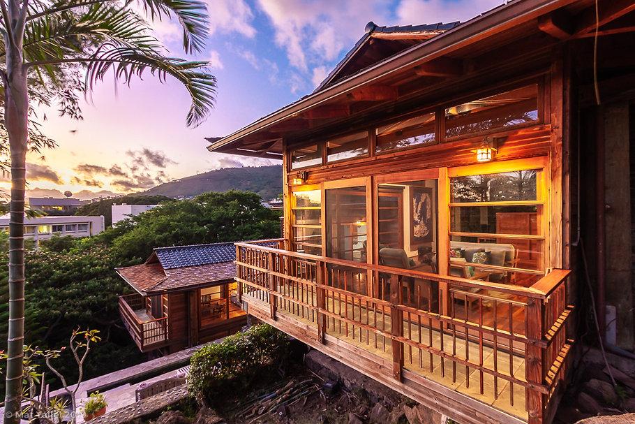 2746 Kalawao St #34 Honolulu HDR Twiligh