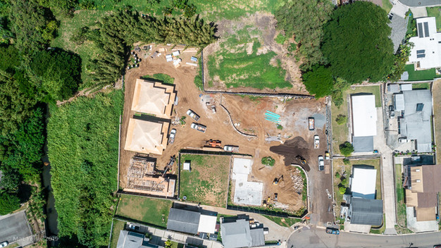 Akamai Gardens - Construction Site