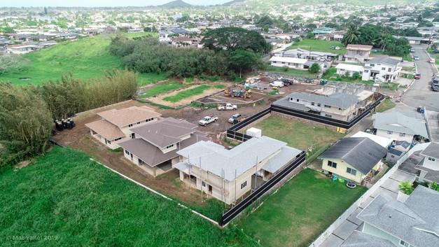 Akamai Gardens - Birdseye View
