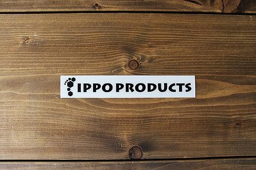 IPPOロゴステッカー20