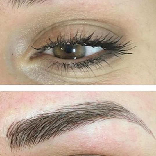 Sarah Eyebrows