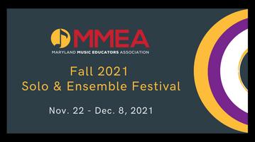 Info on Fall Solo & Ensemble