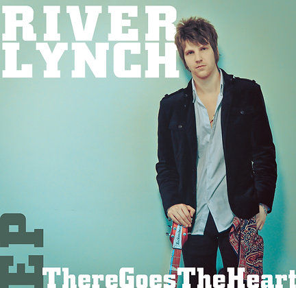 There Goes The Heart EP, CD