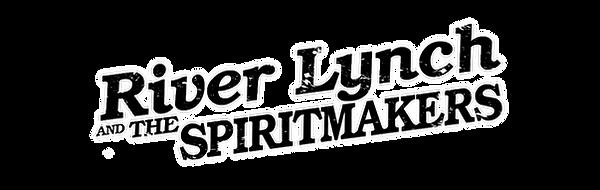 River Lynch & Spiritmakers Logo BLack PN