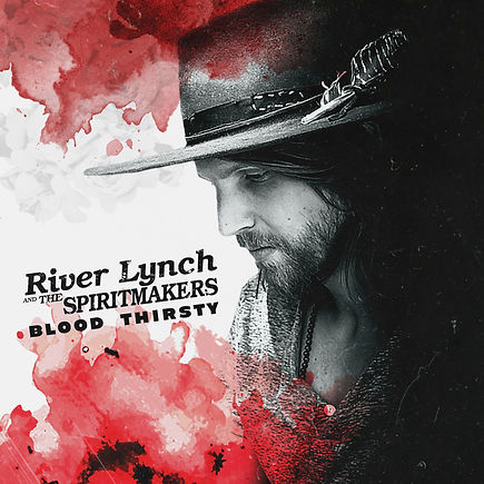 River Lynch Blood Thirsty Cover Artwork.