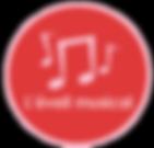 logo activité éveil musical aux micro-crèches éducatives et pédagogiques Les GarderieLand