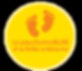 logo activité psychomotricité et activités extérieures aux micro-crèches pédagogiques et éducatives Les GarderieLand