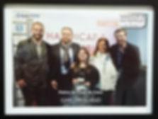Les GarderieLand micro- crèches éducatives et pédagogiques ont reçu le 1er prix des palmes du handicap le 15/11/16