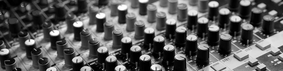 close-up-of-sound-mixing-console-details