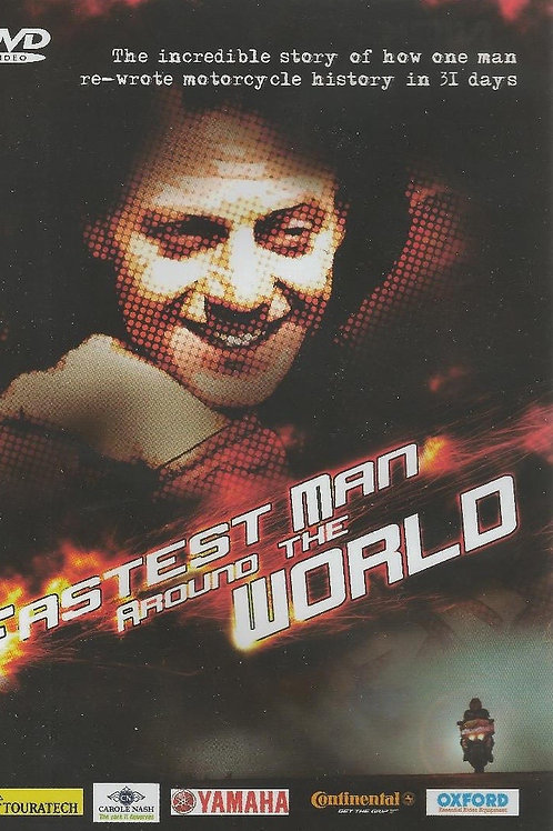 Fastest Man Around the World DVD