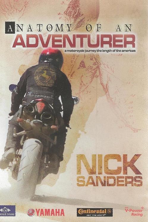Anatomy of an Adventurer DVD