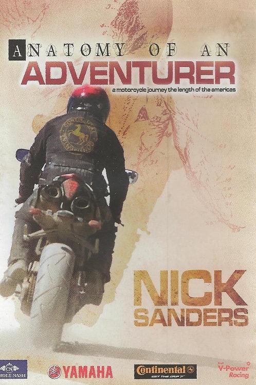 Anatomy of an Adventurer book