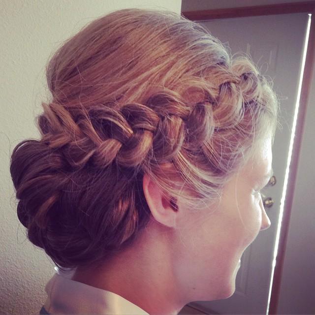 Instagram - #hairbyHeatherkamu #kamubrides