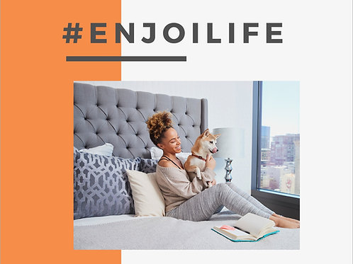 The ENJOILIFE Journey - Journal 1.0