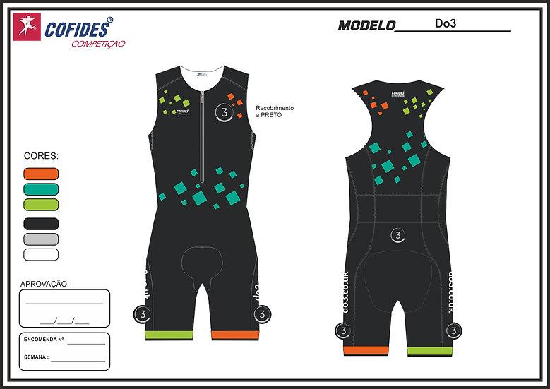 Men's Do3 trisuit