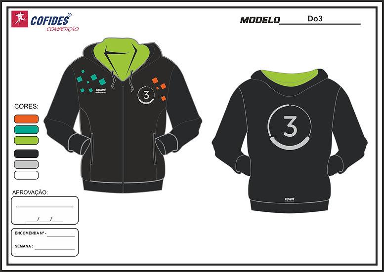 Unisex Do3 hoodie