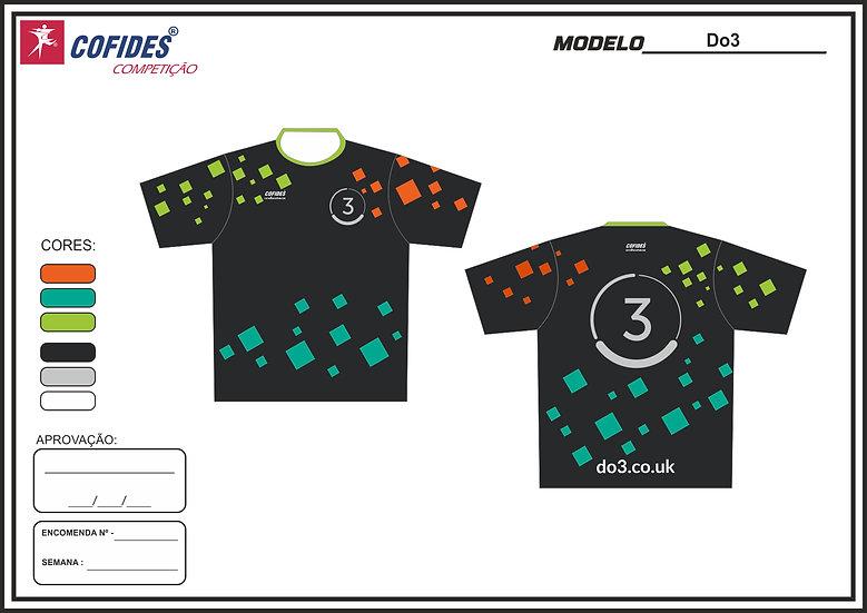 Men's Do3 microfibre t-shirt