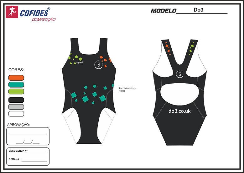 Women's Do3 swimsuit