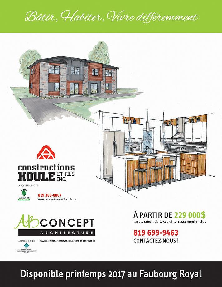 Maisons jumelées Trois-Rivières