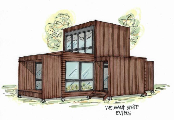 Et si j'osais… habiter une mini maison!