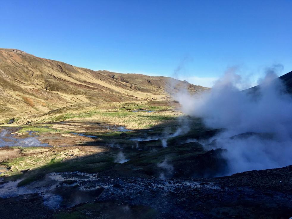 Last Hurrah in Iceland