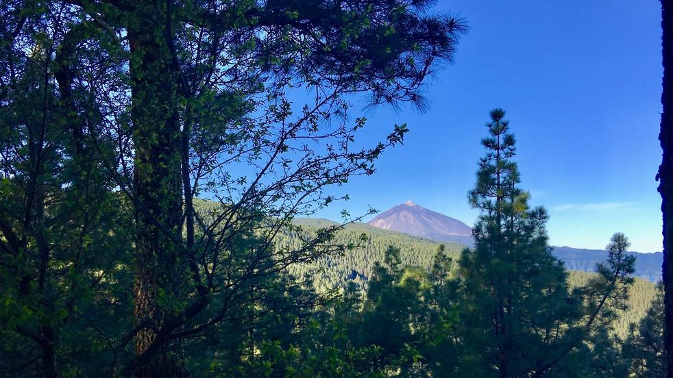 Tackling Teide