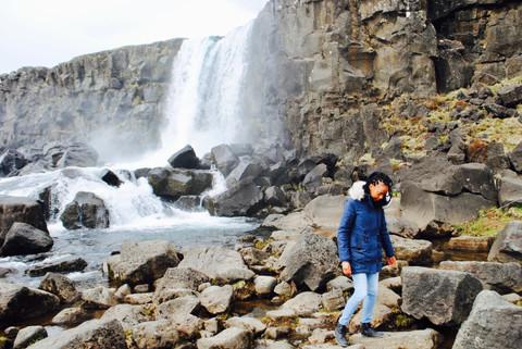 Back to Nature in Þingvellir