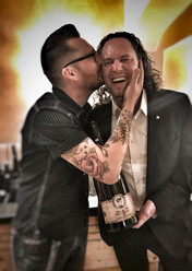 Rockabilly meets Kavalierhaus... we love it
