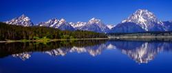 Jackson Lake Panorama