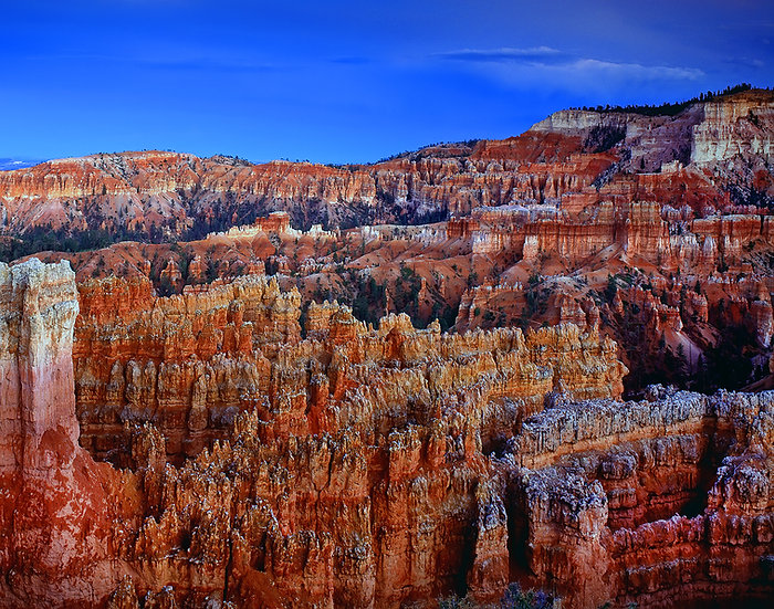 Alpenglow, Sunset Point, Bryce Canyon NP