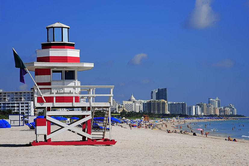 Miami Beach, The Sunshine State
