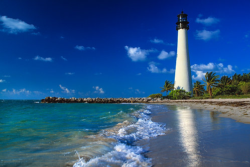 Cape Fla, Key Biscayne, Florida