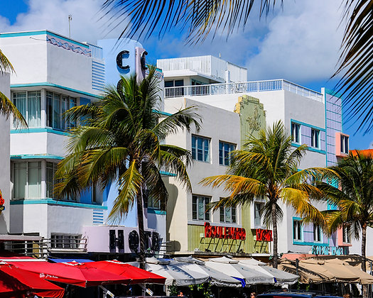 Colony, Boulevard & Starlite Hotels, South Beach