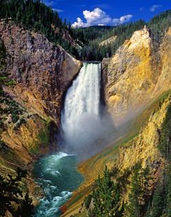 Lower Falls Vertical