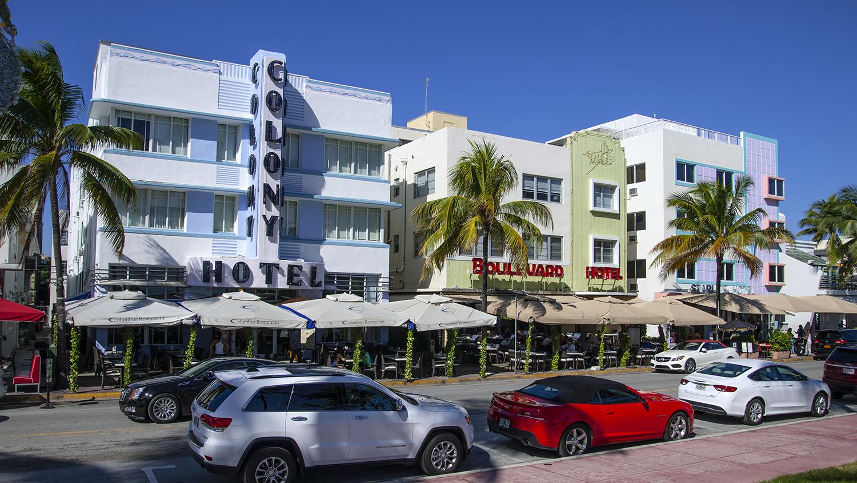 Ocean Drive #2, South Beach