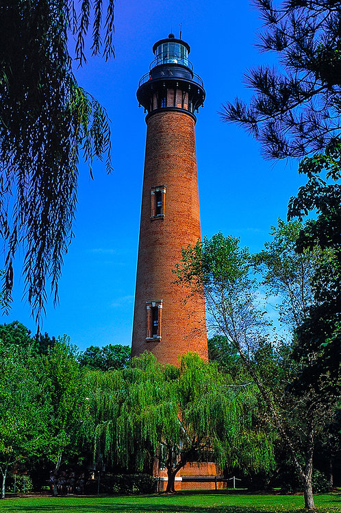 Currituck, Cape Hatteras, North Carolina