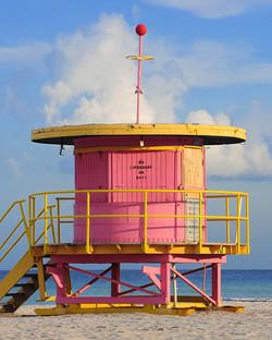 Pink Lifeguard