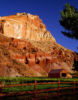 Gifford Barn 1, Capitol Reef NP