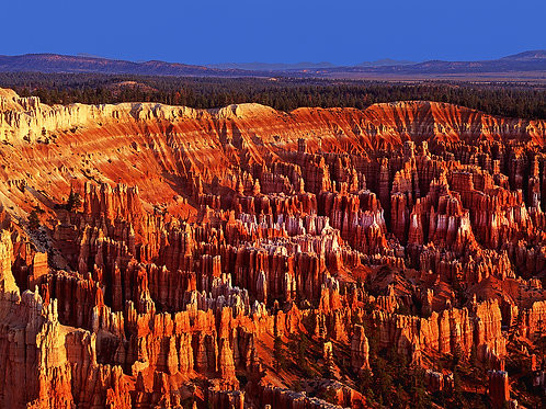Sunrise, Bryce Point, Bryce Canyon NP