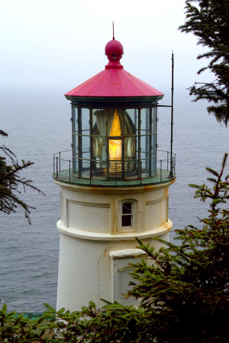 Heceta Head, Oregon